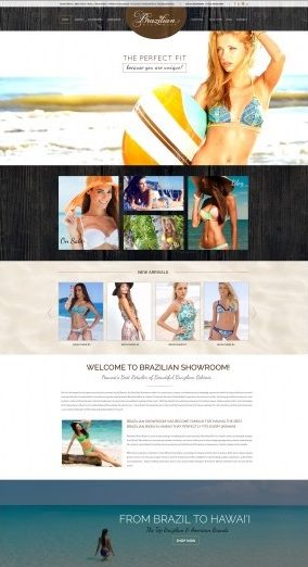 web-design-for-a-bikini-shop